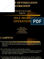 Idle Mode Operation