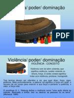 Violencia, Poder, Dominacao