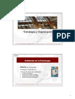 Ant10 2014 2 La Estrategia y Las Organizaciones 01