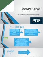 CONPES 3582