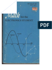 57022212 Radio Shack Math for the Electronics Student