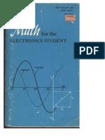 57022212 Radio Shack Math for the Electronics Student