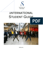 International Student Guide - Spring 2014(1)