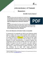 Rgz-la Migración Mexicana y Tsunami Financiero