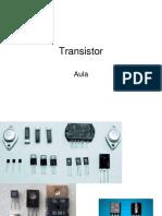 Aula 1Transistor