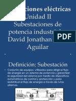 Subestaciones de Potencia Industriales