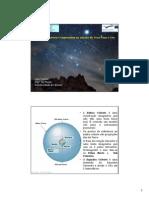 Conceitos e Converções Na Relação Da Terra Com o Céu