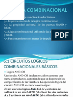Capitulo 5-Logica Combinacional