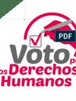 Voto por los derechos humanos - Región Callao
