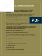 Comandos en Alemán Para Adiestramiento(1)