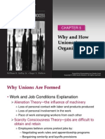 Bab 5 Why and How Unions Are Organized