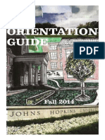 Hopkins Disorientation Guide