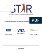 STAR Scheme Process Flows Bank of India Final
