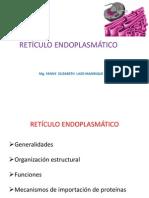 06 - Retículo endoplasmático