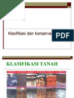 Bab 13. Klasifikasi Dan Konservasi Tanah