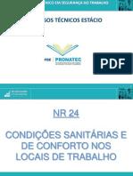 NR24 Condiçoes Sanitarias e Conforto Nos Locais de Trabalho