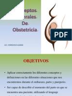 Exposicion Terminos Gineco Obst.