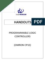 Plc Psmb Training Handout