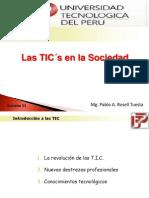 11 Las TIC s en La Sociedad