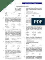 SESIÓN Nº 04 Planteo de Ecuaciones