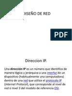 Diseño de Red