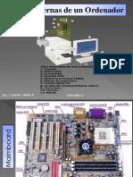 3.-Partes Internas de Una PC