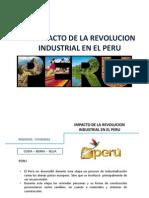 Revolucion Industrial en Peru