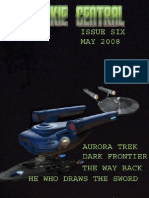 trekkie central issue 6
