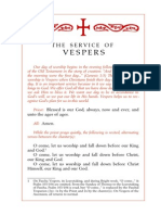 Vespers Sept2014