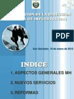Presentacion Reformas Portal