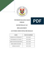 BK12160475 Cad Assignment