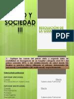 Salud Sociedad III