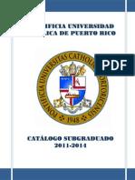 Catalogo Subgraduado 2011 2014
