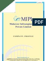COMPANY PROFILE MIPL Yr1112