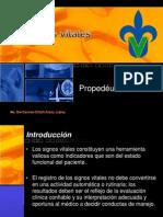 Propedeutica-Signos vitales
