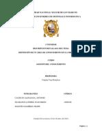 1º Informe - Gestión Del Conocimiento
