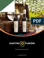 Catálogo Tiendas - Gastro Fusión
