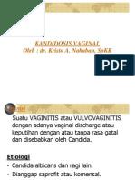 Kandidosis Vaginal