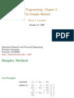 complex methods