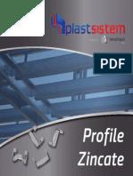 Brosura Profile Zincate