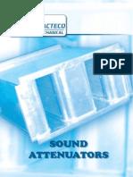 Sound Attenuators