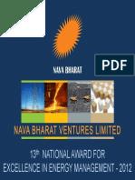 Nava Bharat Ventures Ltd Samalkot