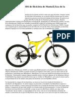 La Motobecane 550DS de Bicicleta de Montaña de la Revisión