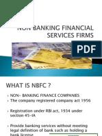 Non Banking Financial Services Firms ...
