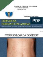Cap. 10 Dermatosis Eritematoescamosas