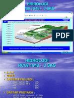 i -- Hidrologi Reguler