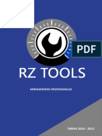 Catálogo Rz Tools 2014-2015