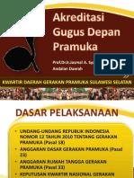 Akreditasi Gudep_jasmal_temu Pembina 15 April 12