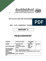 Report 3