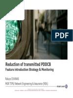 B12 FSM Reduction of Transmitted PDDCB ED01 Rel